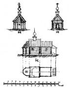 Церковь Николая Чудотворца - Карпелово - Пестовский район - Новгородская область