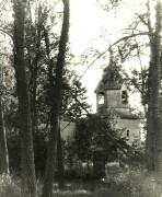 Церковь Воскресения Господня - Баранец - Торопецкий район - Тверская область