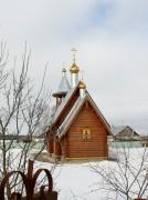 Церковь Тихона Задонского - Замошье - Псковский район - Псковская область