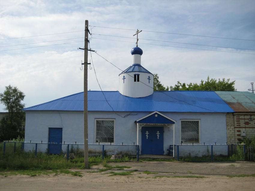 Церковь Михаила Архангела, Бикмурзино