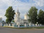 Церковь Успения Пресвятой Богородицы - Акулево - Чебоксарский район - Республика Чувашия