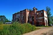 Шенкурск. Троицкий Шенкурский женский монастырь. Собор Троицы Живоначальной