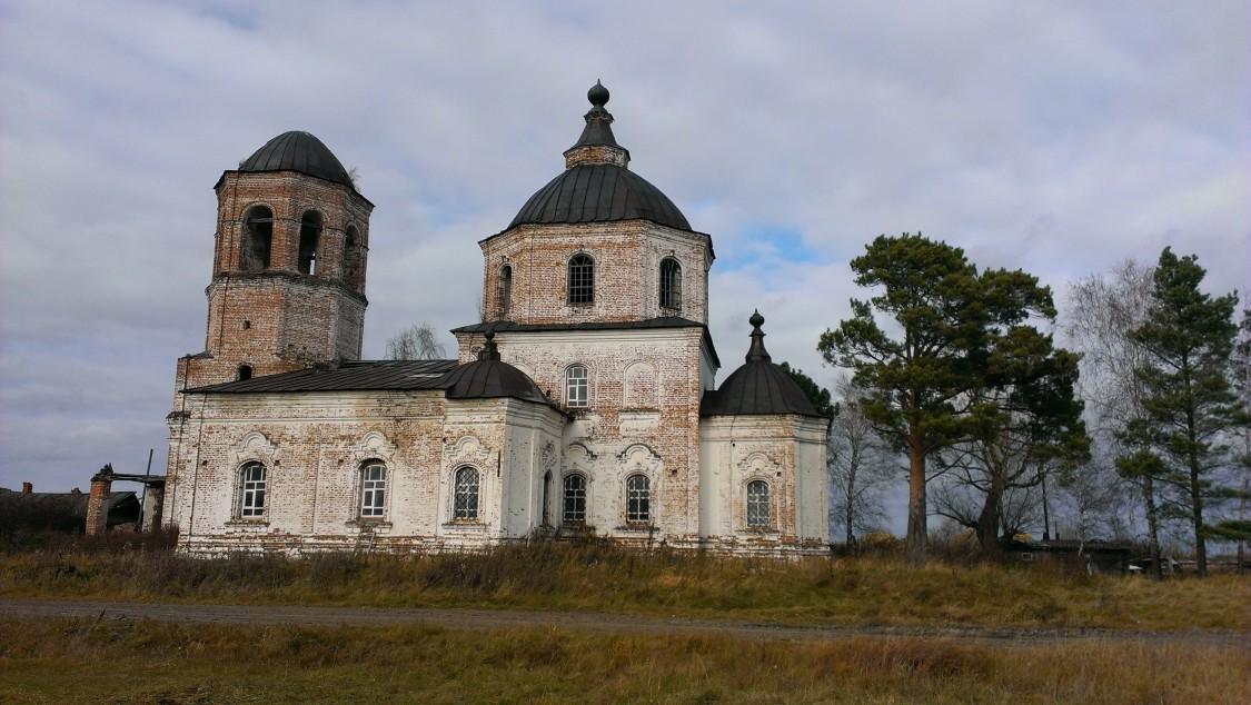 Церковь Рождества Христова, Кугаева