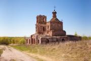 Церковь Покрова Пресвятой Богородицы - Новиковка - Старомайнский район - Ульяновская область