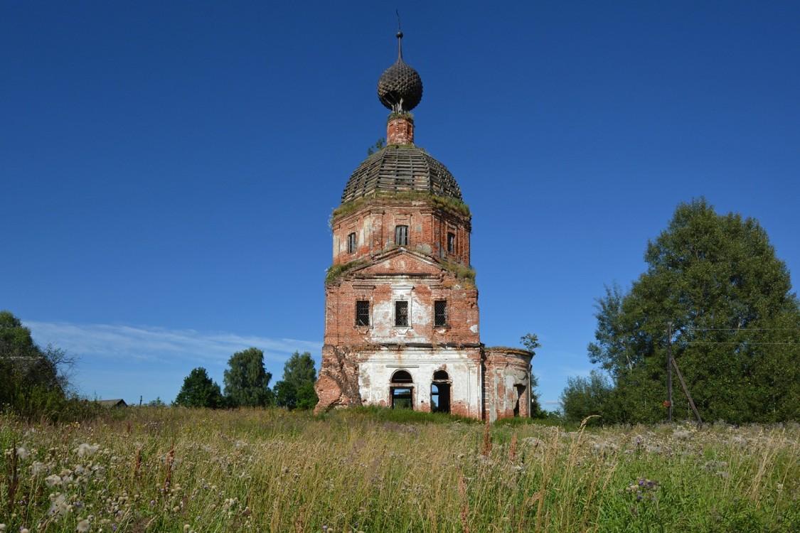 Церковь Собора Пресвятой Богородицы, Лазарцево-Фомино