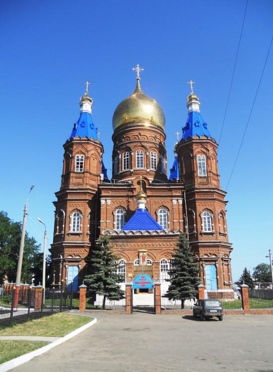 Кафедральный собор Михаила Архангела-Сердобск-Сердобский район-Пензенская область