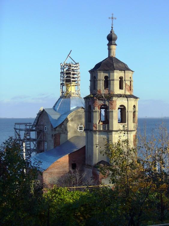 Церковь Иоанна Богослова, Масловка