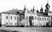 Чудов мужской монастырь - Москва - Центральный административный округ (ЦАО) - г. Москва