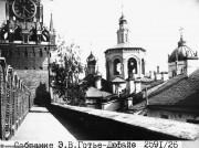 Вознесенский монастырь в Кремле - Москва - Центральный административный округ (ЦАО) - г. Москва