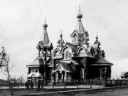 Церковь Покрова Пресвятой Богородицы - Александровск-Сахалинский - Александровск-Сахалинский, город - Сахалинская область