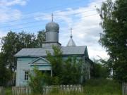 Церковь Рождества Иоанна Предтечи (старая) - Албай - Мамадышский район - Республика Татарстан