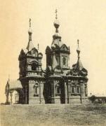 Ташкент. Николая Мирликийского в поселке Никольском, церковь