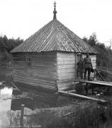 Ольгинский монастырь. Неизвестная часовня над истоком Волги - Волговерховье - Осташковский район - Тверская область