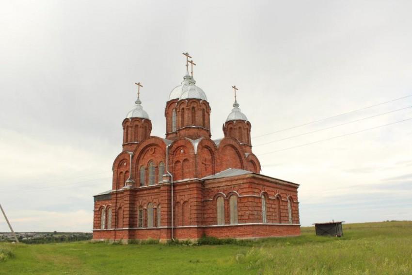 Церковь Покрова Пресвятой Богородицы-Шотова-Пинежский район-Архангельская область