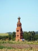 Майдан. Спаса Преображения, колокольня церкви