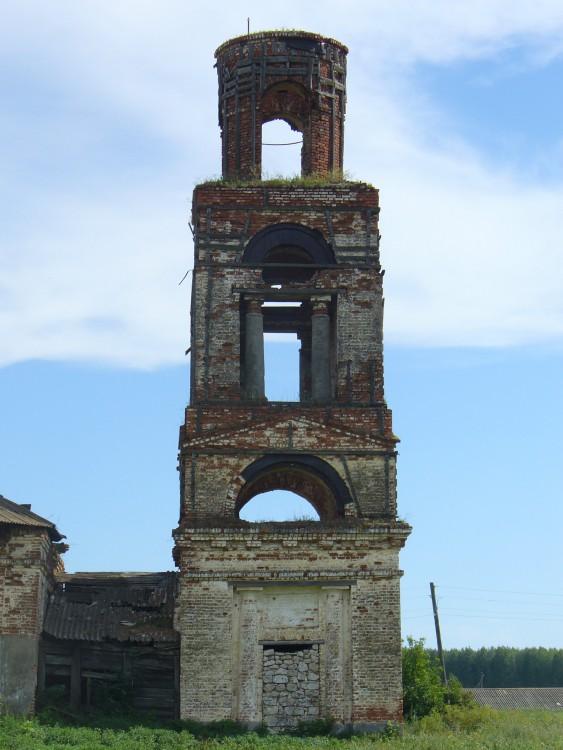 Церковь Тихвинской иконы Божией Матери, Кильдеево