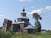 Церковь Николая Чудотворца - Чиганары - Ядринский район - Республика Чувашия