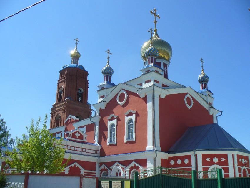 Собор Троицы Живоначальной, Тетюши
