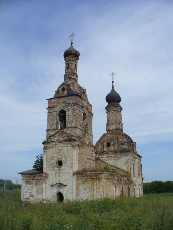 Церковь Успения Пресвятой Богородицы, Красная Поляна