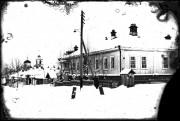 Церковь Богоявления Господня - Майкор - Коми-Пермяцкий округ, Юсьвинский район - Пермский край