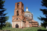 Церковь Богоявления  Господня - Навесное - Ливенский район - Орловская область