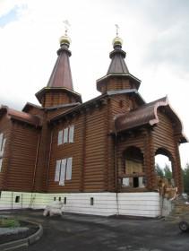 Церковь Иверской иконы Божией Матери