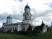 Церковь Иоанна Богослова - Антипинка (Выползово) - Порецкий район - Республика Чувашия
