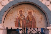 Антипинка (Выползово). Иоанна Богослова, церковь