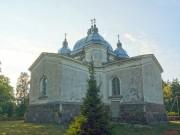 Ринси. Казанской иконы Божией Матери, церковь