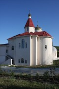 Церковь Варвары Великомученицы (старая) - Варваровка - г. Анапа - Краснодарский край