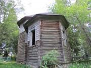 Церковь Илии Пророка - Мокрый Остров - Крестецкий район - Новгородская область