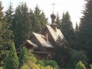 Церковь Сергия Радонежского - Благовещенье - Сергиево-Посадский район - Московская область