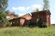 Нефедьево (Ординская волость). Воскресения Словущего, церковь