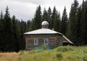 Часовня Ольги равноапостольной - Безгодово - Гремячинский район - Пермский край