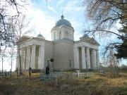 Церковь Николая Чудотворца - Серебряные Пруды - Серебряно-Прудский район - Московская область