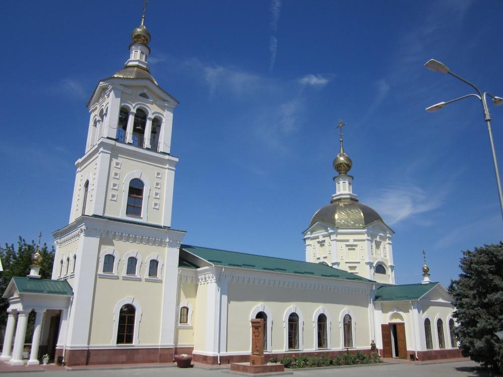 Кафедральный собор Николая Чудотворца, Камышин