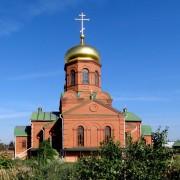 Церковь Николая Чудотворца - Светлый Яр - Светлоярский район - Волгоградская область