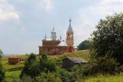 Церковь Илии Пророка из с. Бигичи - Чердынь - Чердынский район - Пермский край