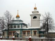 Церковь Троицы Живоначальной - Пристань - Артинский район - Свердловская область