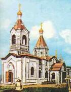 Церковь Николая Чудотворца - Ям-Ижора - Тосненский район - Ленинградская область
