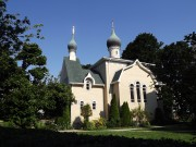 Церковь Богоявления  Господня - Бостон (Рослиндл) - Массачусетс - США