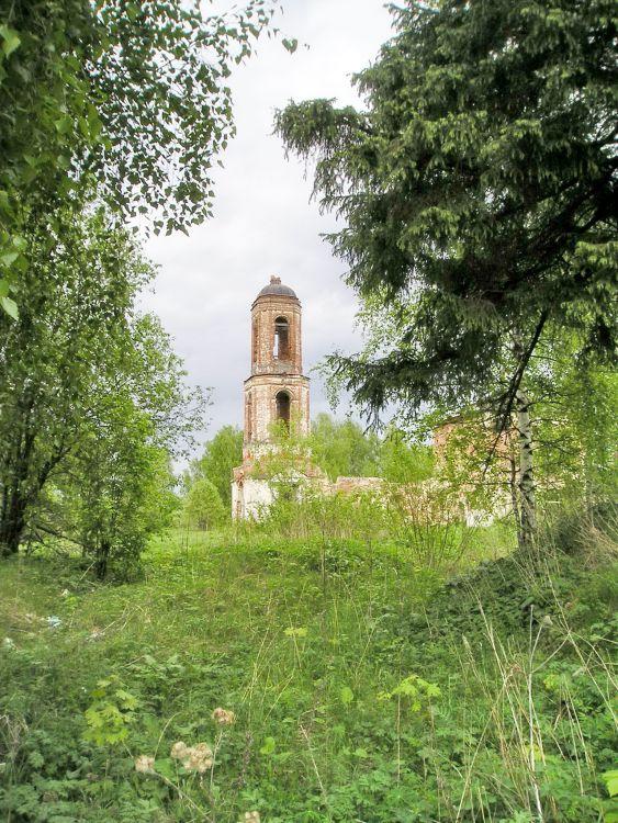 Спасский-Раифский-Кезовский женский монастырь, Спасское