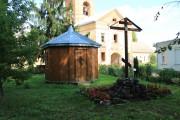 Свято-Духов Иаковлев Боровичский монастырь. Неизвестная часовня - Боровичи - Боровичский район - Новгородская область