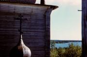Ильинская Водлозерская пустынь. Церковь Илии Пророка - Ильинский Погост - Пудожский район - Республика Карелия
