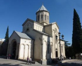 Храм святого георгия в грузии фото храма