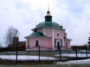 Церковь Георгия Победоносца - Зелёный Бор - Шуйский район - Ивановская область
