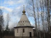 Часовня Александры Римской в память о жертвах смерча 1984 года - Лунёво - Костромской район - Костромская область