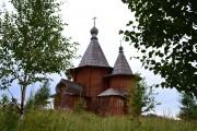 Церковь Рождества Пресвятой Богородицы - Колодозеро (Погост) - Пудожский район - Республика Карелия