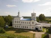 Церковь Богоявления  Господня - Вилегодск - Вилегодский район - Архангельская область