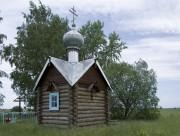 Часовня Илии Пророка - Большой Ужин - Старорусский район - Новгородская область